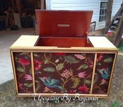 Upcycled Stereo Cabinet Furniture Flippin U0027 For The Record