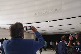 Stephen Banister Photos What It Was Like To Attend Apple U0027s Iphone X Event Recode