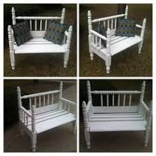 Bench Made From Bed Headboard Benches Made From Bed Frames Garden Bench From Bed Frame