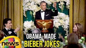 canadian thanksgiving jokes obama and justin trudeau made bieber jokes at canadian love fest