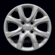 rims for hyundai accent hyundai accent 2012 2014 hubcap genuine factory original oem