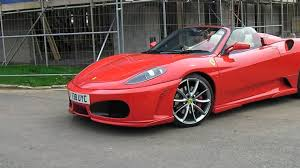 replica ferrari ferrari f430 spider replica from a toyota mr2 donor car youtube