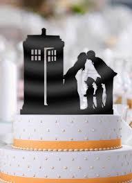 tardis wedding cake topper a tardis with wedding cake topper bee3dgifts