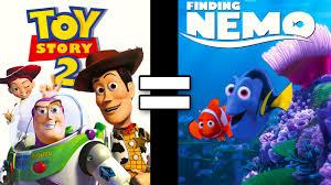 24 reasons toy story 2 u0026 finding nemo movie