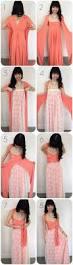 top 10 diy clothing tutorials infinity wrap dresses diy