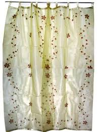 Sheer Embroidered Curtains Sheer Curtains Ebay