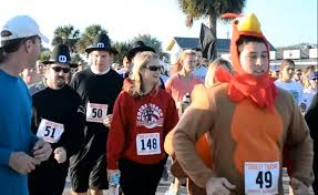 2017 cocoa 5k turkey trot on thanksgiving