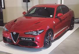 alfa romeo u0027s new giulia in sa driving impression price and specs