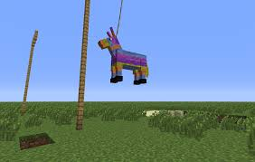 minecraft pinata how is this for a piñata minecraft