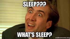 Sleep Meme - sleep what s sleep sarcastic nicholas cage make a meme