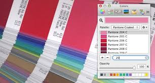 pantone colors how i created a set of pantone swatches for the mac osx color