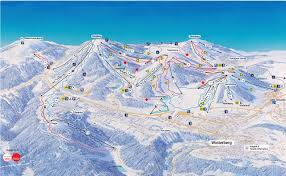 Piste Maps For Italian Ski by Bergfex Piste Map Skiliftkarussell Winterberg Panoramic Map
