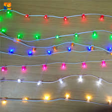 string lights with picture clips 12 volt 100m led christmas clip lights low voltage powered cool