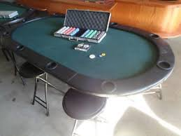 Octagon Poker Table Plans Poker Table Chairs Ebay