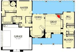 santa fe styling 16213md architectural designs house plans