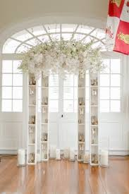 wedding altar backdrop modern wedding with southern traditions in new orleans louisiana