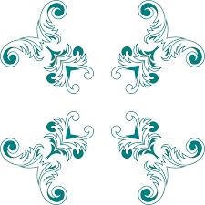 clipart vintage floral style design 7 loversiq