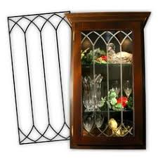 Stained Glass Kitchen Cabinet Doors by Leaded Glass Cabinet Doors Cabinet Glass Stained Glass