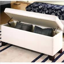 bed bench storage bedroom storage bench also with a ottoman regarding bed remodel 4