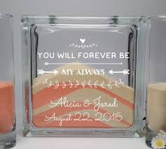 Sand Vases For Wedding Ceremony Unity Candle Alternative Unity Sand Set Wedding Unity Sand