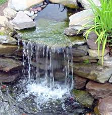 diy pool waterfall 15 pond spillway weir waterfall box garden water filter pool diy