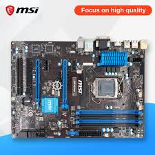 pc de bureau i7 msi z97 pc mate desktop motherboard z97 socket lga 1150 i3 i5 i7
