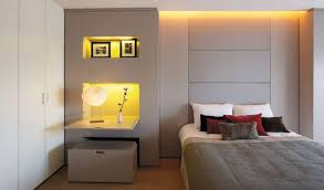Modern Small Bedroom Ideas Picturesque Design  Cheap For - Modern small bedroom design