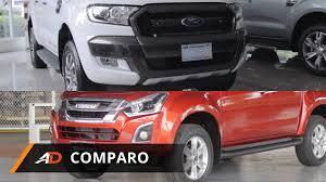 ford ranger max ford ranger vs isuzu d max autodeal comparo