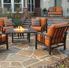 Patio Sets With Fire Pit Patio Furniture Fire Pit Table Set Good Furniture Net