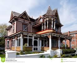 style house colorful style house stock image image 14165215