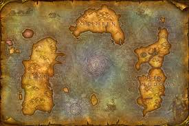 kalimdor map maps my