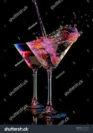 cocktail splash color cocktails pouring splash stock photo 253528120 shutterstock