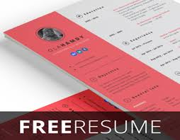 Free Resume Template Indesign Free Indesign Resume Http Www Com Download