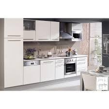 meuble cuisine melamine blanc element de cuisine stratifié blanc prix pas cher
