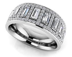 diamond marriage rings images Diamond anniversary wedding rings jpg