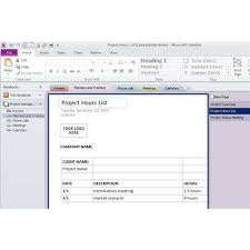 using ms onenote project management for organization u0026 collaboration