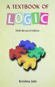 a textbook of logic krishna jain 9788124606483 amazon com books
