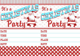 what to write on a christmas party invitation 15 free christmas party invitations that you can print