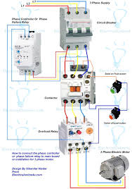 magnetic contactor wiring dolgular com