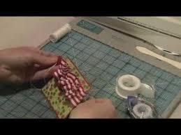 ruffled ribbon scs ruffled ribbon tutorial