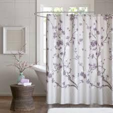Purple Bathroom Curtains Purple Shower Curtains Accessories Bathroom Bed Bath Kohl S