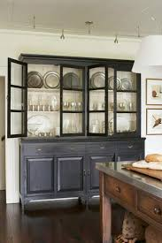 Kitchen Hutch Furniture Best 25 Hutch Display Ideas On Pinterest China Cabinet Display