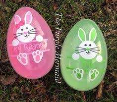 jumbo easter egg jumbo personalized easter eggs easter egg and cricut