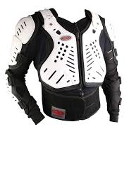 cheap motorcycle jackets with armor topgearleathers perrini white ce approved full body armor