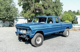 a 1971 ford f 250 hiding 1997 secrets frankenstein u0027s monster