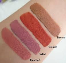 lime crime black friday lime crime velvetines bleached liquid matte lipstick review