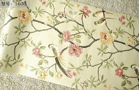 wallpaper with birds wholesale birds trees flowers chinoiserie wallpaper roll rof rolls