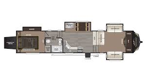 Montana Fifth Wheel Floor Plans Fifth Wheel Montana High Country 381th Rv Camper New And Used