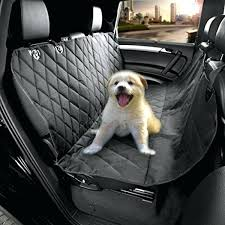 dog seat protector hammock pet seat cover auto back rear seat