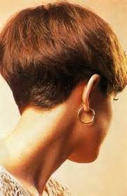 wedge haircuts front and back views 11 best wedge hairstyles images on pinterest short hair styles